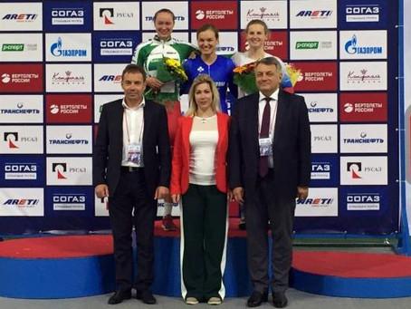 Второй день «Гран-при Москвы» принес россиянам 7 золотых медалей из 8