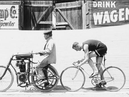 31 мая День рождения велоспорта