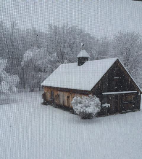 winter quiet_ Just wait a few months!