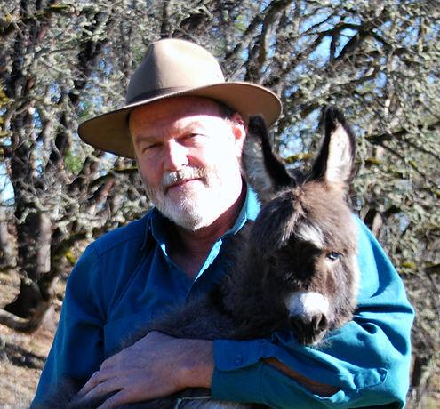 Dr. Mitch Benson DVM Oregon Mobile Equine Veterinarian