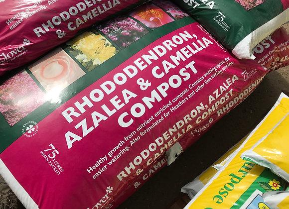 Ericaceous Compost 70L Single Bag