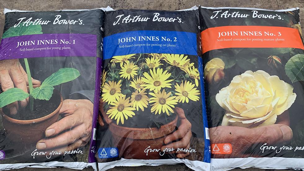 John Innes 1,2 or 3 25 litre bags