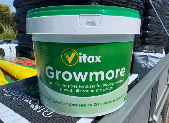 Growmore from Vitax 10kg