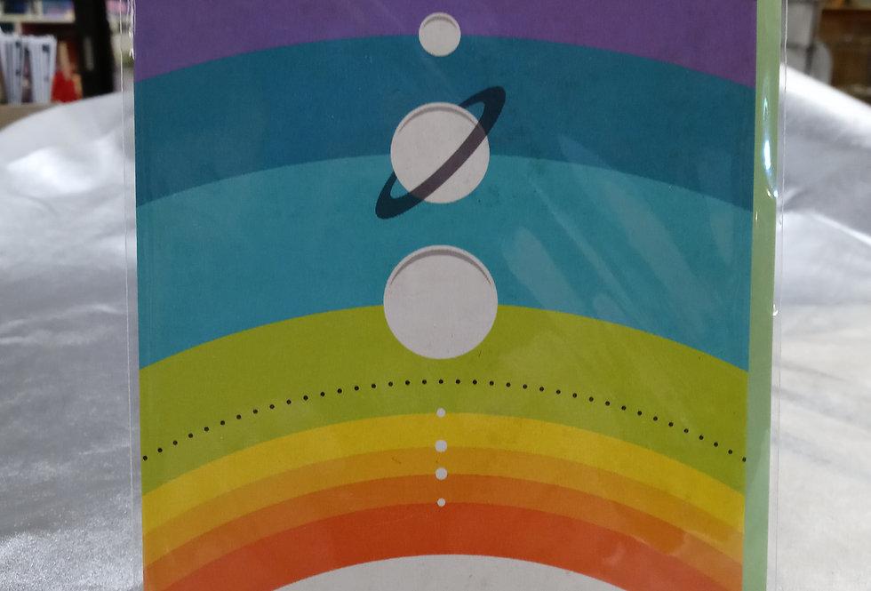 Explore Rainbow Card