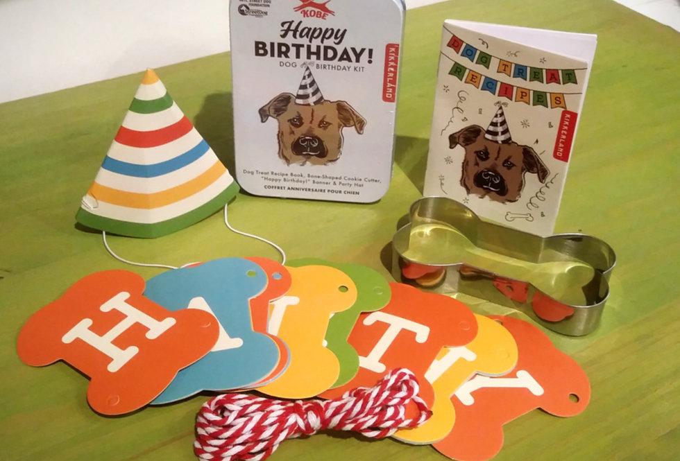 Happy Birthday Dog Kit