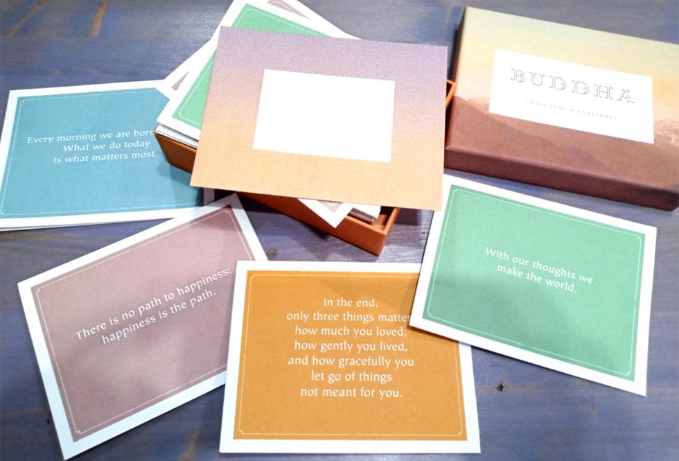 Buddha Note Cards