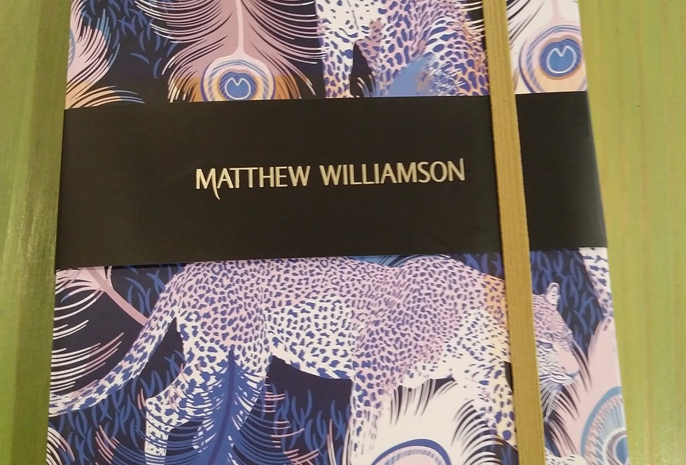 Matthew Williamson Journal