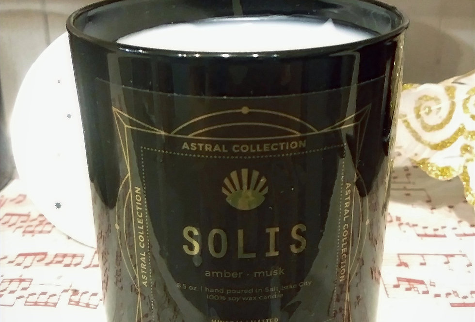 Astral Collection Candle - Solis