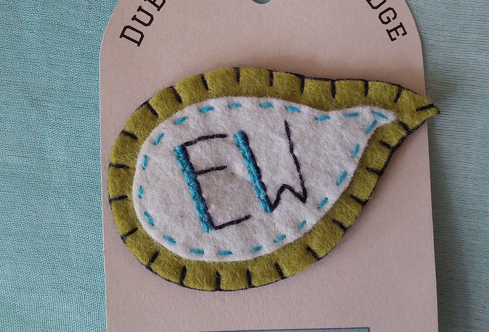 Ew - Dubious Honor Badge