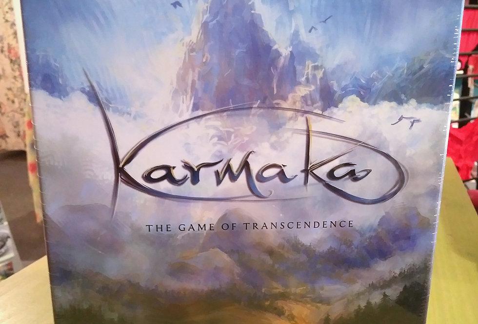 Karmaka - The Game of Transcendence