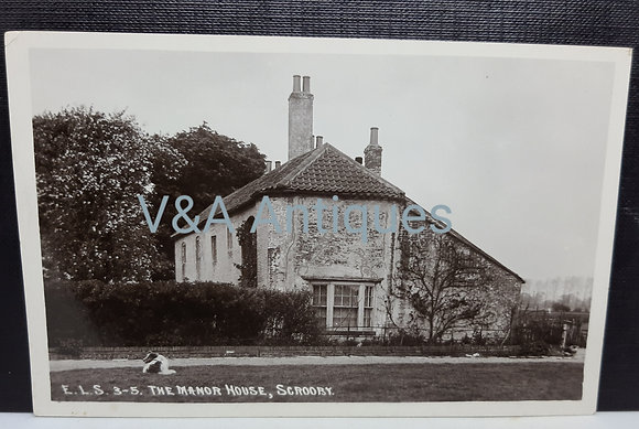 The Manor House Scrooby N.Notts ScrivensRP