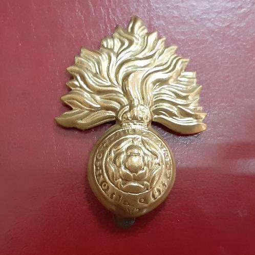 Royal Fusiliers London Reg Cap Badge