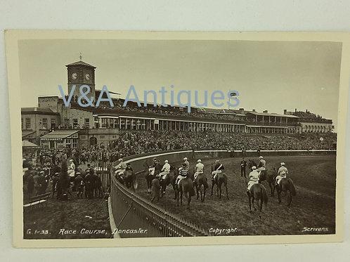 Scrivens RP Postcard Race Course Doncaster