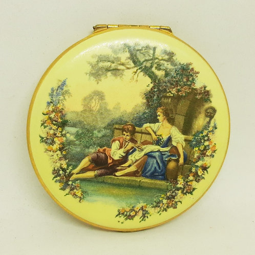 Kigu Convertible Compact Rococo Pastoral After Boucher