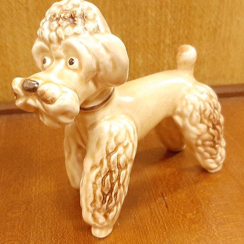 SylvaC Standing Poodle 3110 Beige & Brown