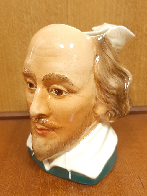 SylvaC William Shakespeare Character Jug 4491