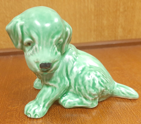 SylvaC 3114 Puppy Sitting Green