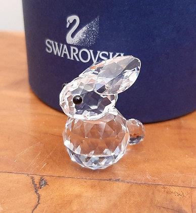Swarovski Mini Bunny Rabbit 010012 Boxed