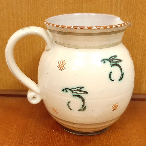 Collard Honiton Pottery Rabbit Jug 1930's
