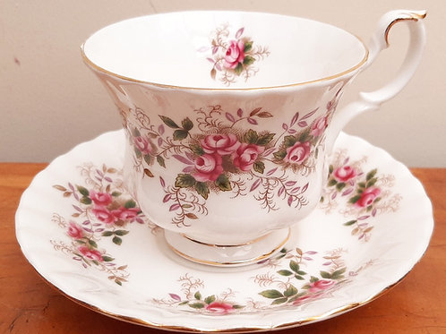 Royal Albert Lavender Rose Tea Cup & Saucer