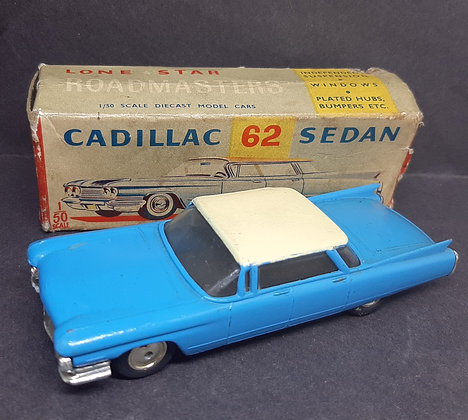 Lone Star Roadmasters Cadillac 62 Sedan