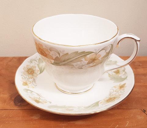 Duchess China Breakfast Cup & SaucerGreensleeves