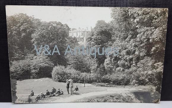 Godrey Walker Convalescent Home Conisbrough 1913