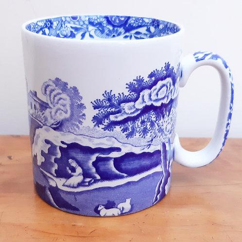 Spode Blue Italian Large Mug