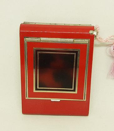 Doreen JAPAN Camera Carry All Powder, Lipstick & Cigarette Compact
