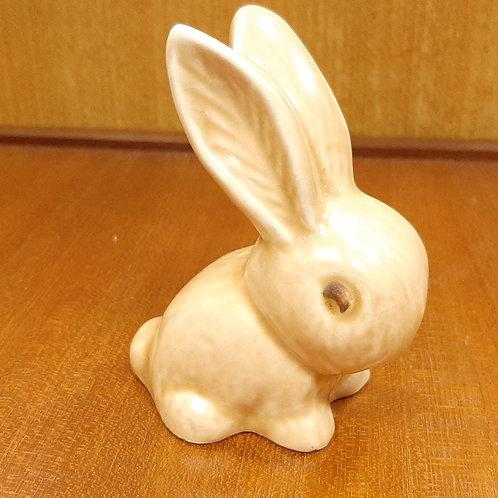 SylvaC 1067 Snub Nose Bunny Rabbit Beige