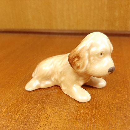 SylvaC Spaniel Pup Laying 116 Beige Brown