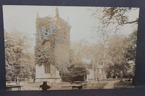 Original RP Hickleton Church Just outside Doncaster