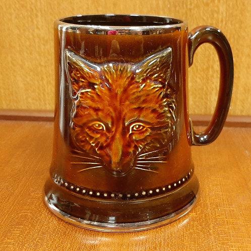 SylvaC Fox Tankard 2376