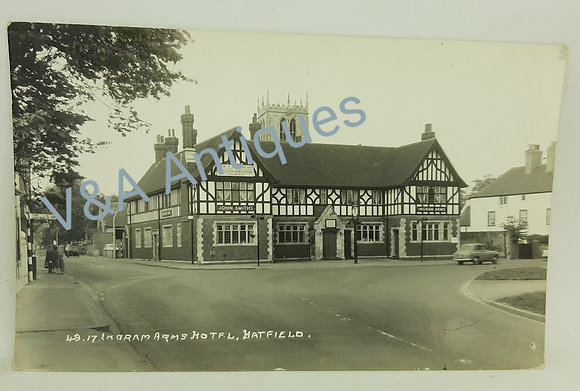 Arjay RP Ingram Arms Hotel Hatfield Doncaster