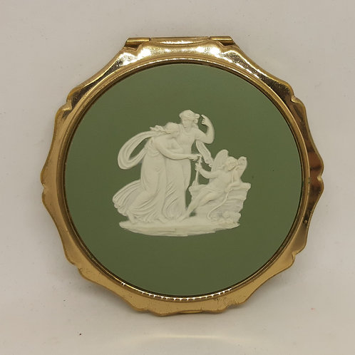 Stratton Queen Convertible Wedgwood Green Jasperware