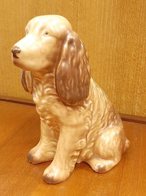 SylvaC Sitting Spaniel 1382 Brown