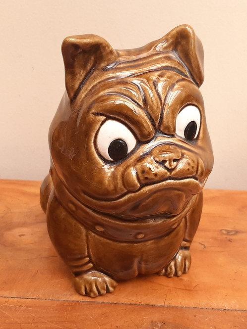 SylvaC Bull Dog Money Box 5096