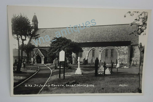 RP St Johns Church Balby Doncaster