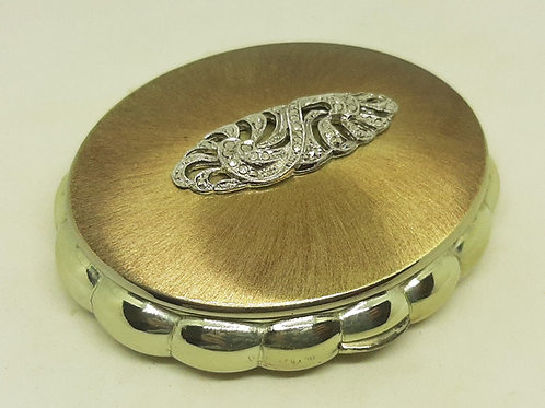 KIGU Concerto Musical Compact SP Brushed Gold Marcasite