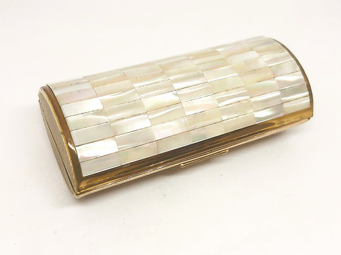 Kigu Bolster Mother Pearl Musical Compact Lovely