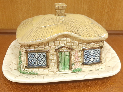 SylvaC Croft Cottage Cheese/Butter Dish 4815