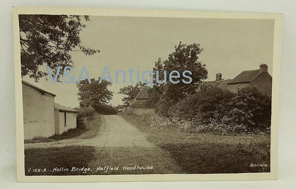 Hollins Bridge Hatfield Woodhouse Doncaster RP ELS