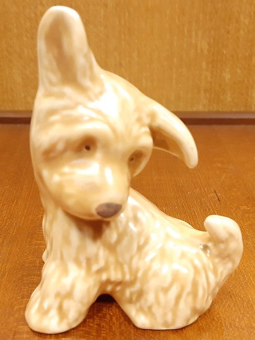 SylvaC Small Sitting Terrier73 Beige