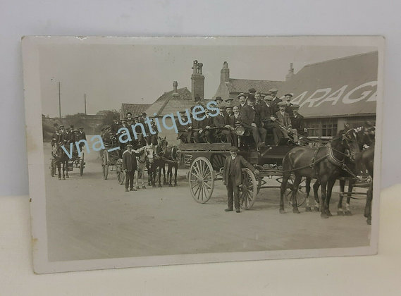 Steadman's Taxi Cab Carriages Doncaster RP