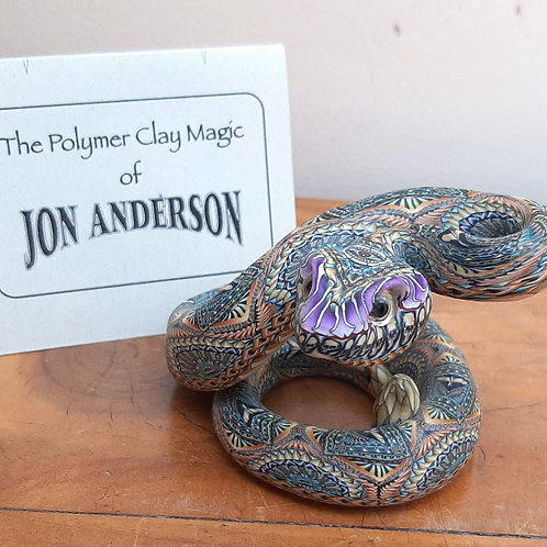 Jon Anderson Fino Polymer Rattlesnake