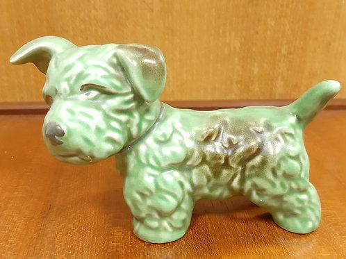 SylvaC Small Sealyham Dog 1122 Green