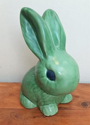 SylvaC 1027 Blue Eye Green Snub Nose Rabbit