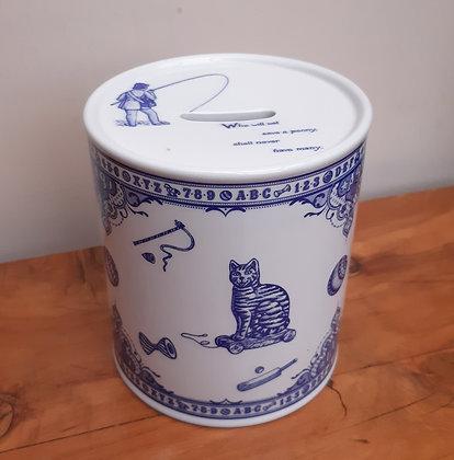 Spode Edwardian Childhood Money Box
