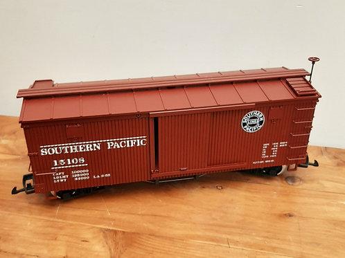 LGBG Gauge 48672 Southern Pacific Box Car Boxed