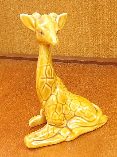 SylvaC 1970s Giraffe Figurine 5234